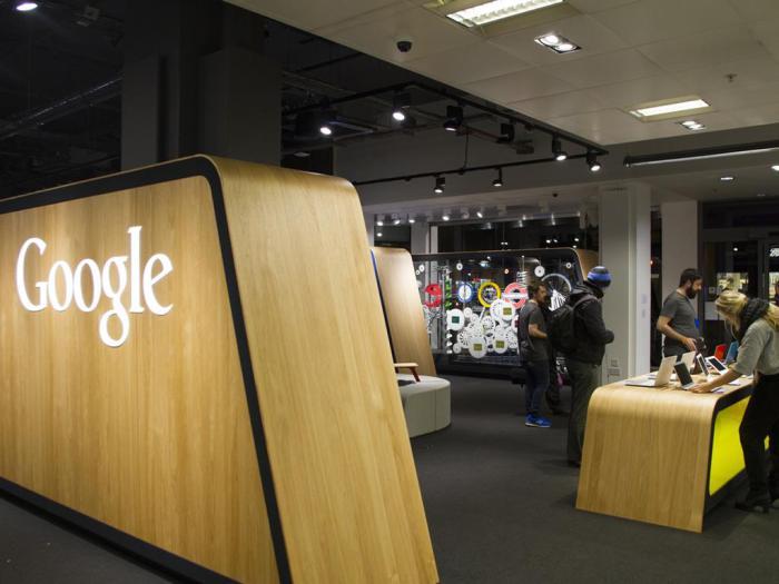 google-store-londres